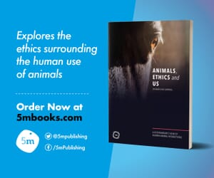 Animals, Ethics and Us book