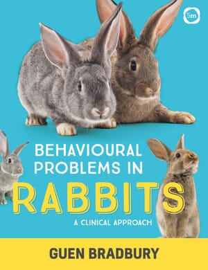 Behavioural Problems in Rabbits cover