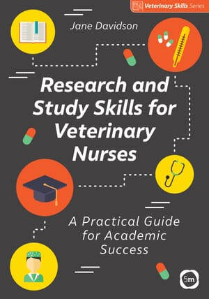 Research and Study Skills for Veterinary Nurses cover