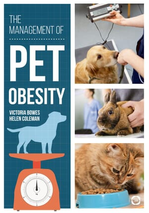 The Management of Pet Obesity cover