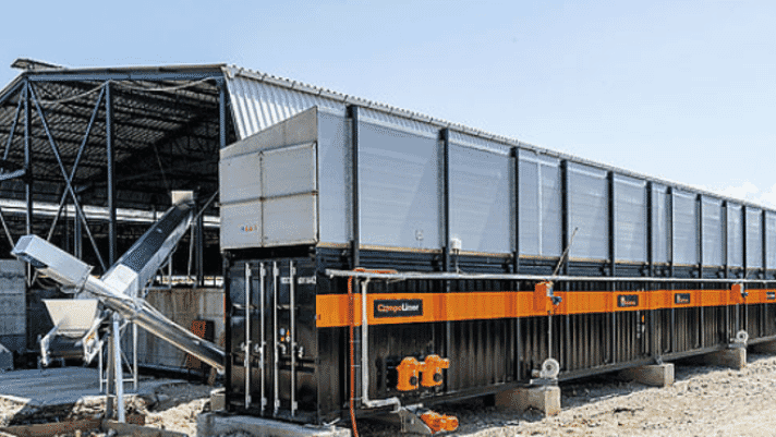 Big Dutchman innovation processes residues quickly and fully automatically thumbnail image