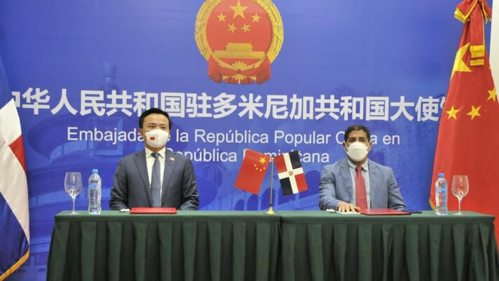 China donates $100,000 to Dominican Republic to fight African swine fever thumbnail image