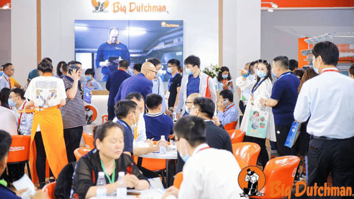 CAHE show 2021: innovative livestock technology attracts widespread attention thumbnail image