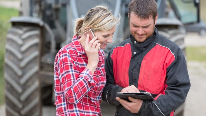 Can mobile apps help pig farmers to be more proactive and productive? thumbnail image