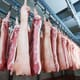 US pork exports slightly below year-ago level thumbnail image