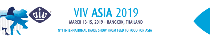Connect with Genesus at VIV Asia 2019 - Booth H100-3019