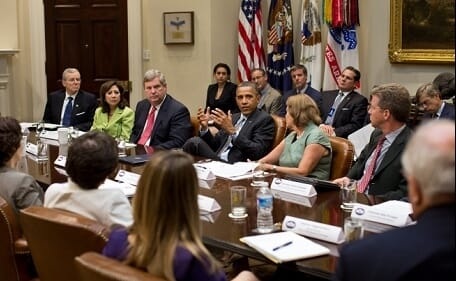 Rural Council Meeting under President Obama