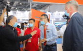 From left to right: Ma Youxiang, Yang Ping (Director of CAAA), Edison Liu and Walter Benz. thumbnail