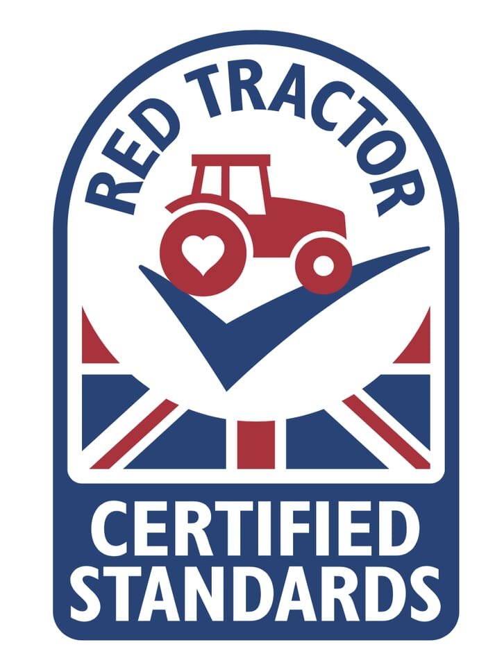 Red Tractor Assurance launches new look to mark 20th anniversary | The Pig  Site