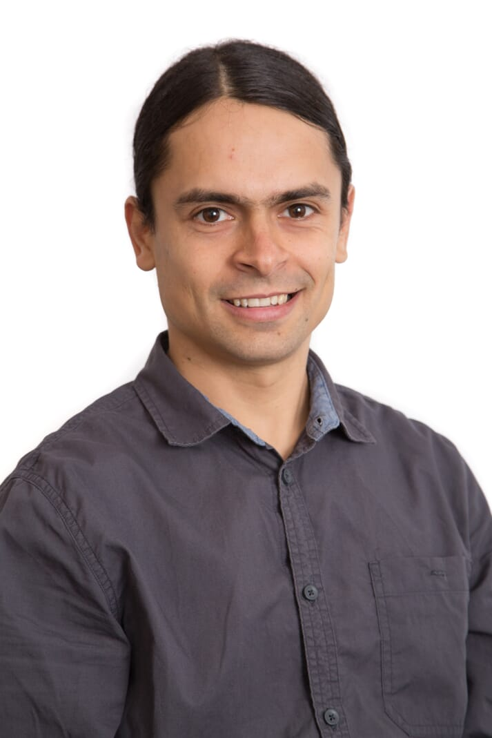 Stefan Buzoianu, research and development project manager for Tonisity