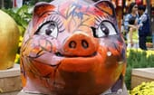 The lunar new year is celebrated in other Asian countries. In Vietnam, the celebration is called Tet. thumbnail