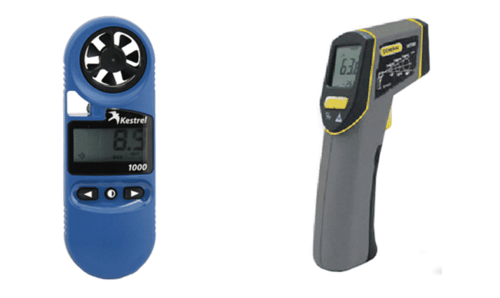 Tools to measure the environment