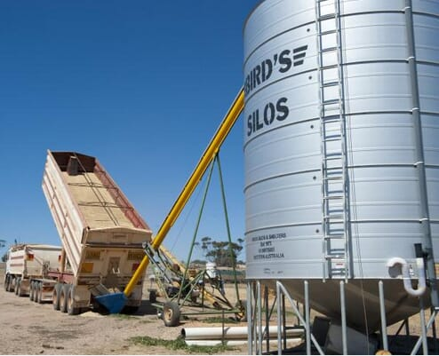 feed grain handling equipment Western Australia Government