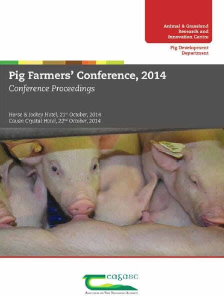Teagasc Pig Conference