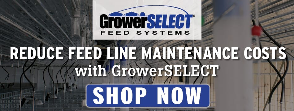 Reduce Feed Line Maintenance Costs with GrowerSELECT