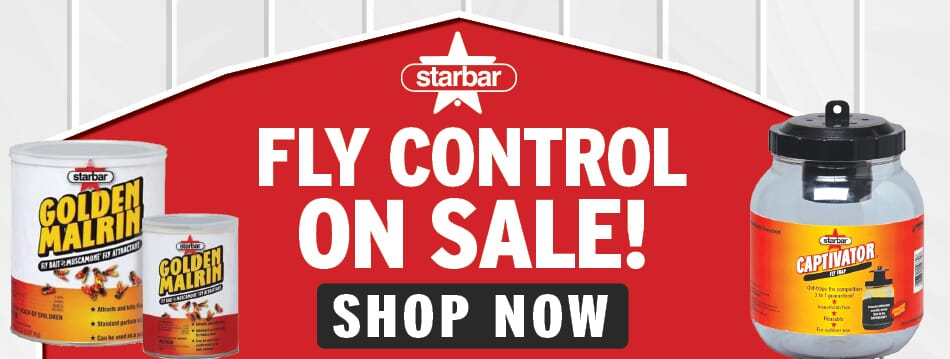 Starbar  Fly Control on Sale Now