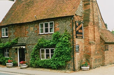 The White Hart in Nettlebed, where PIC was founded