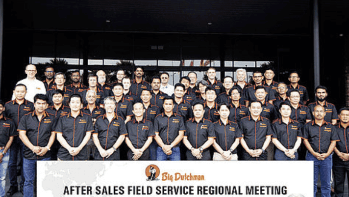 Malaysia: After Sales & Field Service regional meeting at Big Dutchman Asia headquarters thumbnail image