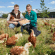 UK grocer helps egg farmers improve farmland for free-range hens thumbnail image