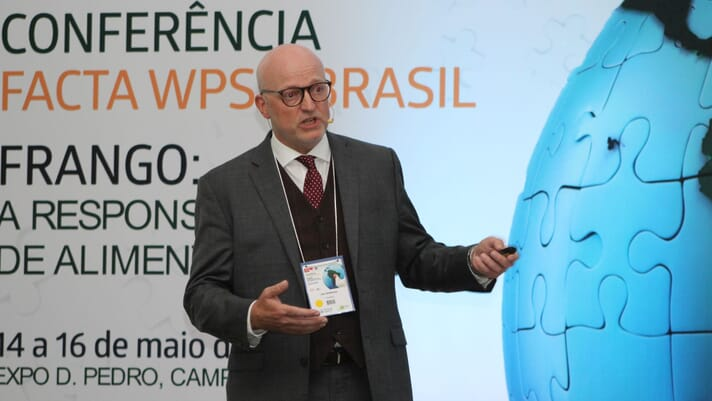 """Aviagen CEO explores """"Responsibility to Feed the World"""" theme at FACTA 2019 thumbnail image"""