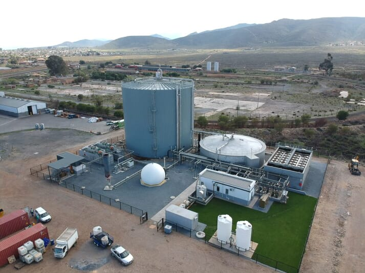 RCL FOODS has established the biggest biogas facility in Africa at one of their plants in South Africa