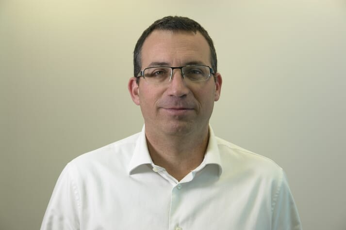 Alon Blum, CEO of LIVEgg