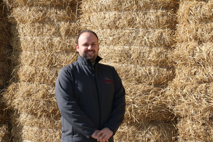 Ben Lee, head of sales and marketing at Soanes Poultry