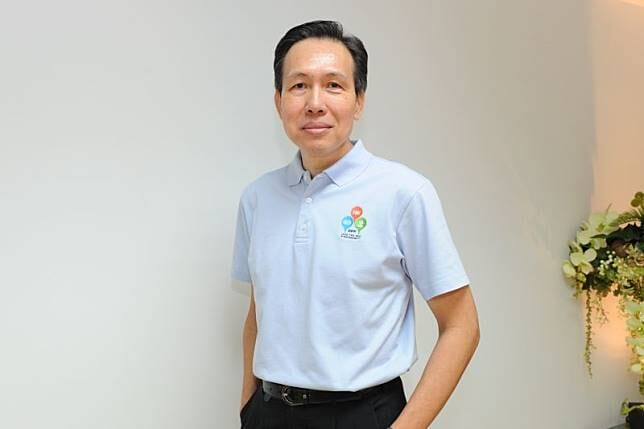 Mr Wuthichai Sithipreedanant leads CPF's corporate social responsibility and sustainable development efforts