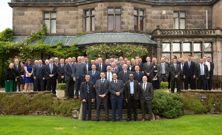 The Ross UK Flock Awards was held on 13 June in Cheshire