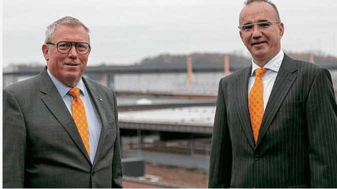 Dr.-Ing. Thomas Dalstein (on the right) has been appointed as new Chief Operation Officer of Big Dutchman. He succeeds Sven Guericke (on the left), who retires after 15 successful years as a board...