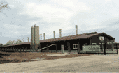 The broiler house that became an impressive barn for pullet rearing. thumbnail