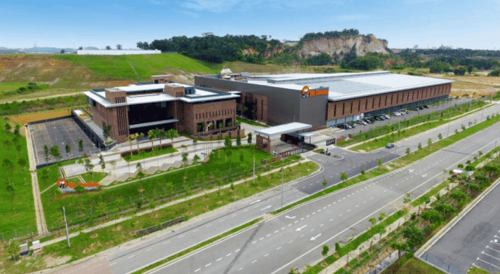 BD Asia: The regional head office with logistics centre for the Asia-Pacific region