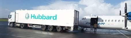 Hubbard Breeders transport