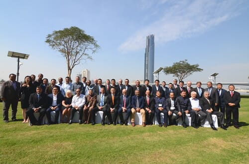 Indian River Association Global Customer Meeting in Dubai