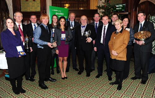 British Poultry Council awards 2014