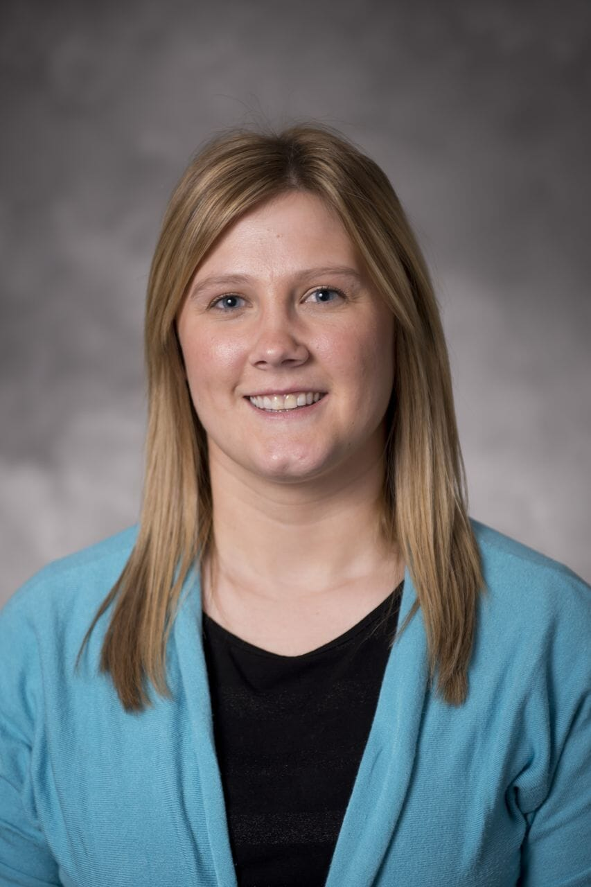 Tracy French, Marketing Services Assistant