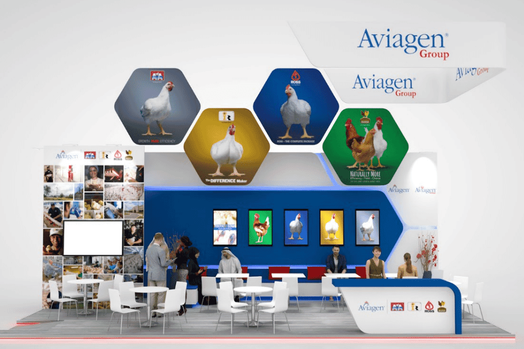 Aviagen invites visitors to VIV MEA 2018 in Abu Dhabi | The