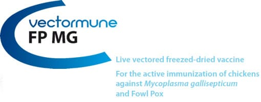 VECTORMUNE®FP MG  - For the active immunization of Chickens against Fowl Pox and Mycoplasma gallisepticum from CEVA SANTE ANIMALE