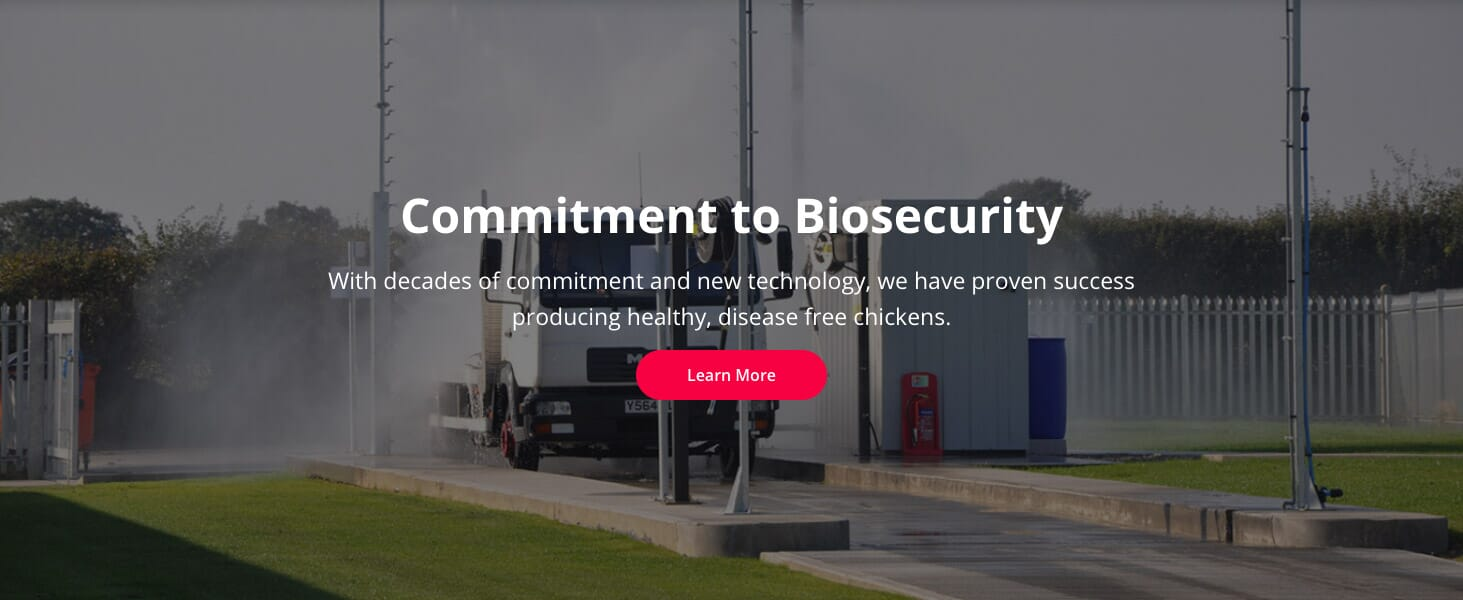 Commitment to Biosecurity