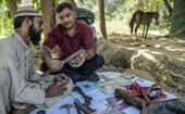 n India, Brooke provides farrier training to local people thumbnail